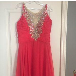 Rachel Allan Formal Dress